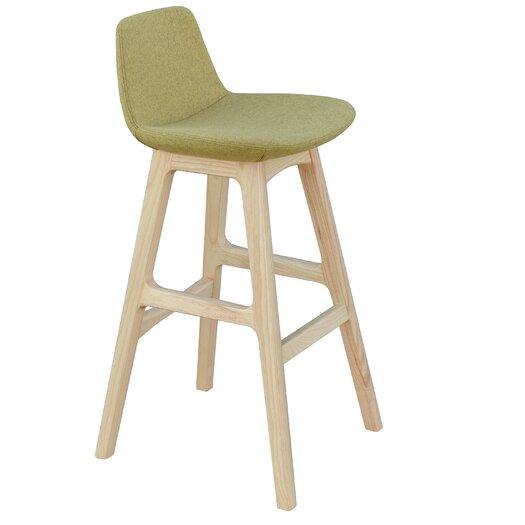 Sohoconcept Pera Wood Counter Stool Allmodern