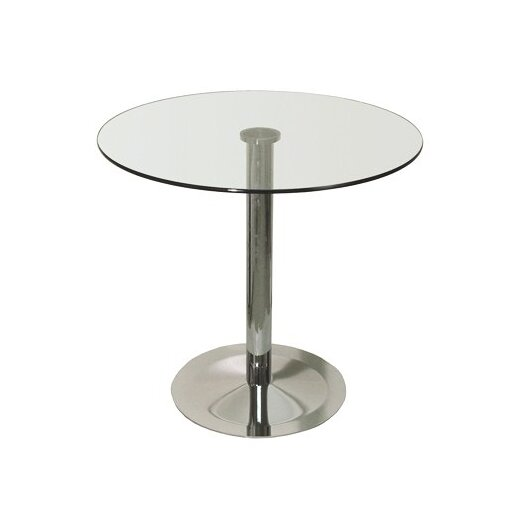 Lady Round Base Dining Table