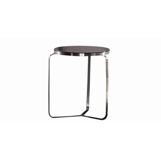 Metro Glass End Table