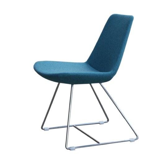 sohoConcept Eiffel Wire Side Chair