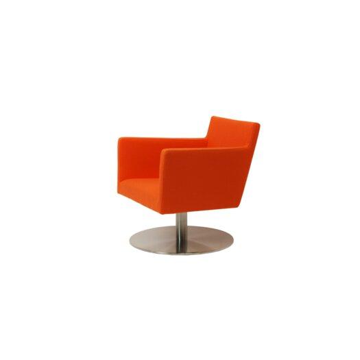 Harput Swivel Lounge Arm Chair