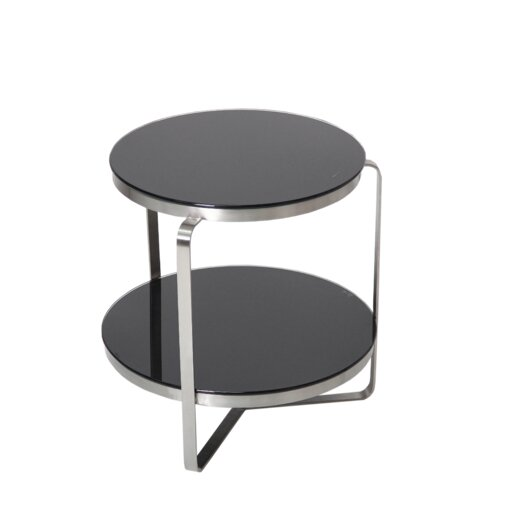 sohoConcept Metro Glass End Table