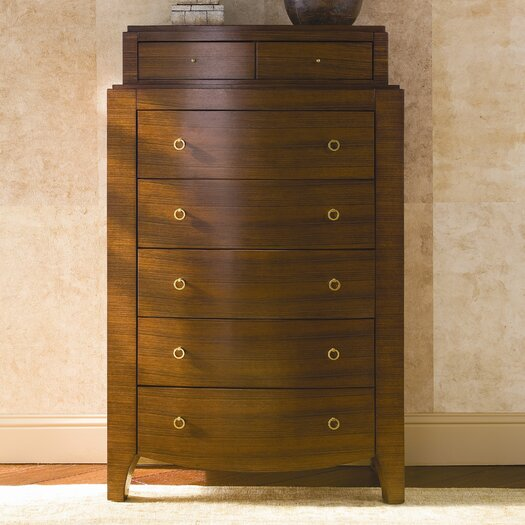 Brownstone Furniture Mercer 7 Drawer Highboy