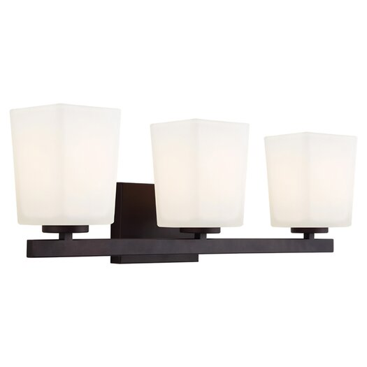 Canarm Hartley 3 Light Vanity Light