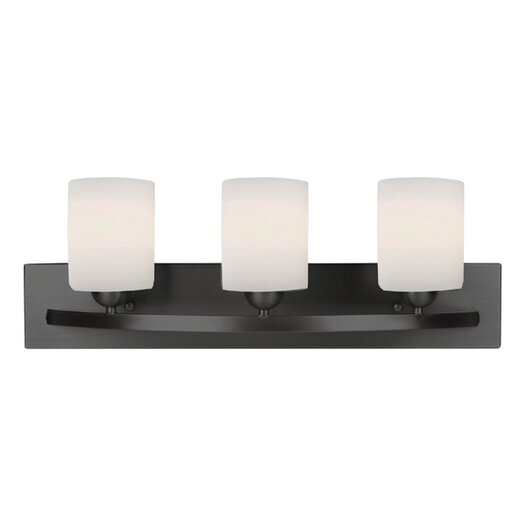 Canarm Hampton 3 Light Bath Vanity Light