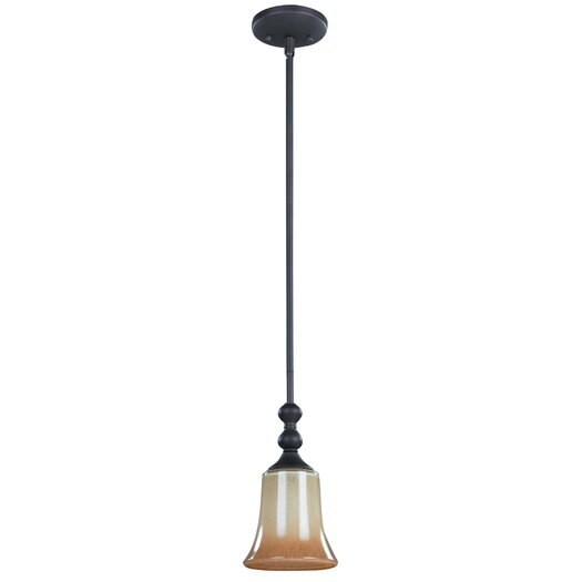 Canarm Victoria 1 Light Pendant