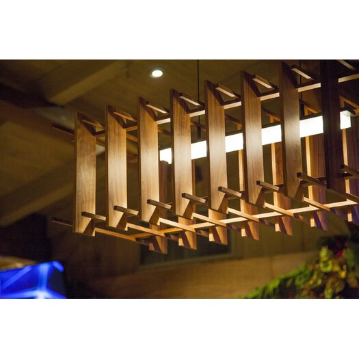 Cerno Arca 5 Light Linear Pendant