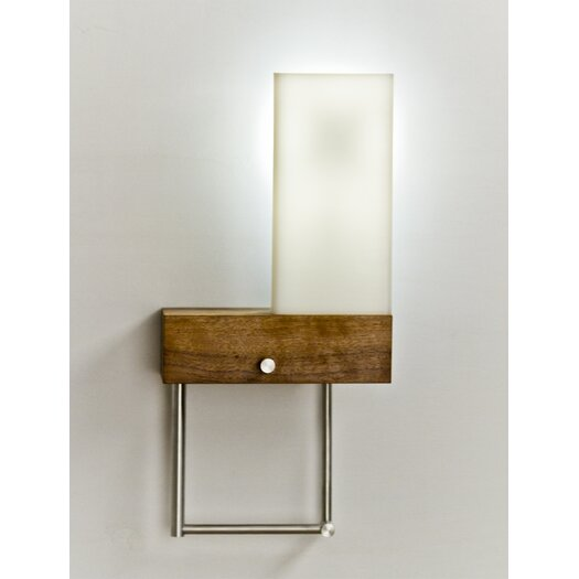 Wall Lamps Bedside : Wall Sconces - Type: Recessed Light AllModern