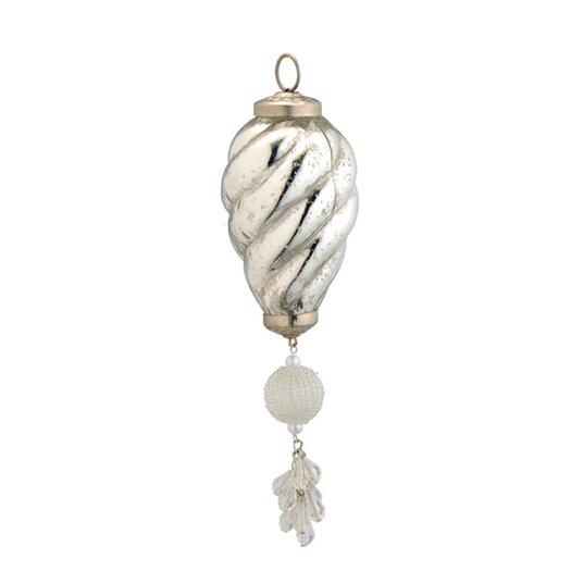 Barreveld International Christmas Ornament with Tassle