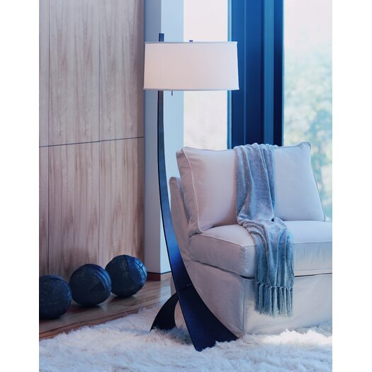 Hubbardton Forge Stasis 1 Light Floor lamp