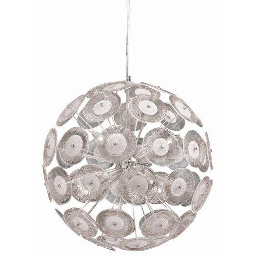 Cyan Design Dandelion 6 Light Globe Pendant