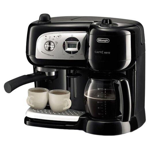 DeLonghi Cafe Nero Combination Espresso Machine