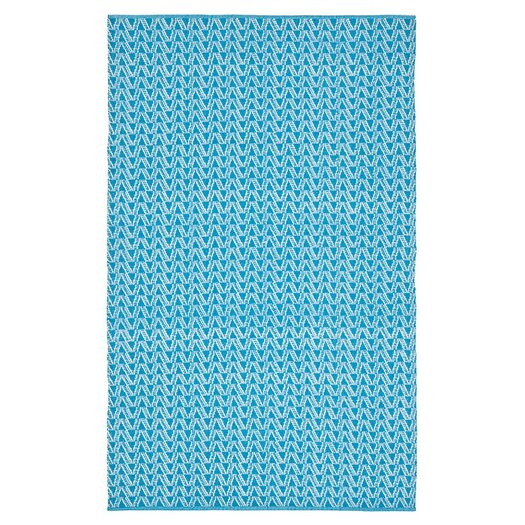 Thom Filicia Rugs Thom Filicia Summer Blue Indoor/Outdoor Rug