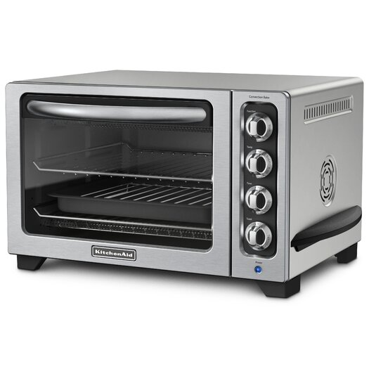 "KitchenAid 12"" Convection Bake Countertop Oven"