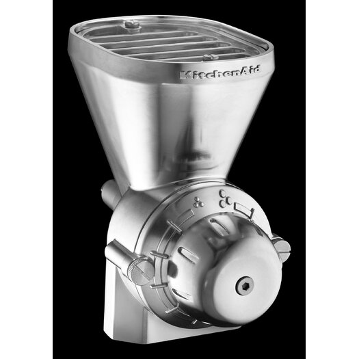 KitchenAid All Metal Grain Mill Attachment for Stand Mixers
