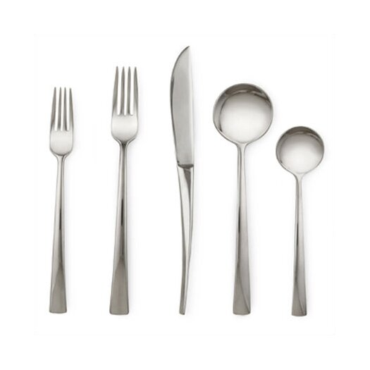 Dansk Rondure 5 Piece Flatware Set
