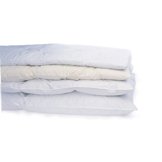 Ogallala Comfort Company 800 Hypo-Blend Hypo Down Bed Mattress Enhancer