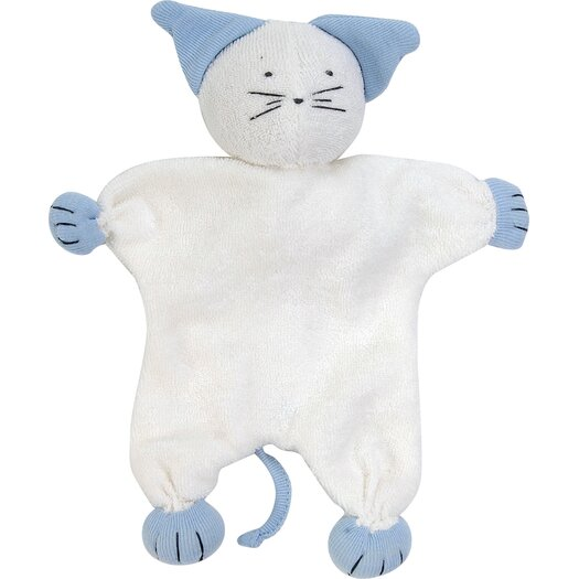 Under the Nile Eco Toys Cat Toy in White