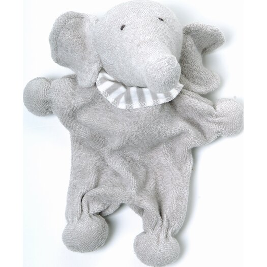Under the Nile Nature's Nursery Elephant Toy in Brown