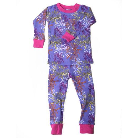 New Jammies Organic Starburst Mums Snuggly Pajama