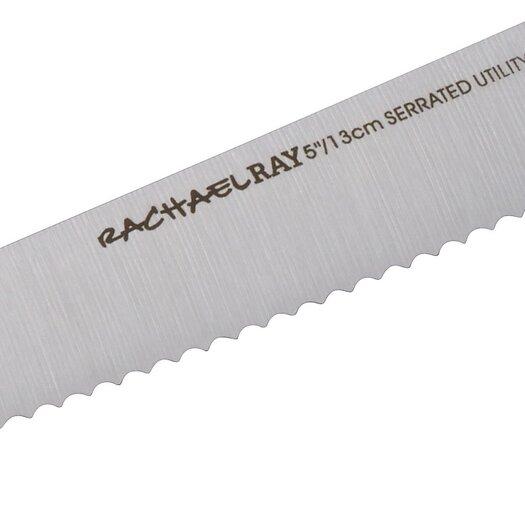"Rachael Ray 5"" Serrated Utility Knife"