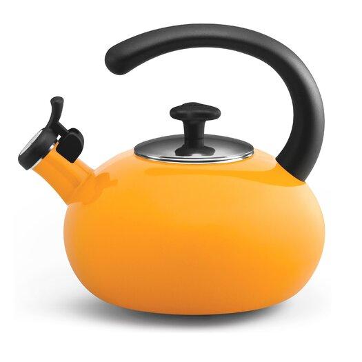 Rachael Ray 1.5 Qt. Whistling Tea Kettle