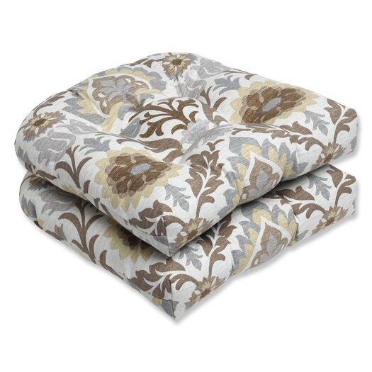 Pillow Perfect Santa Maria Wicker Seat Cushion