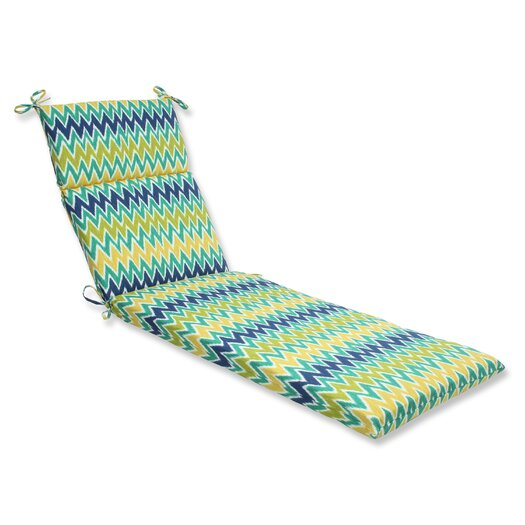 Pillow Perfect Zulu Chaise Lounge Cushion