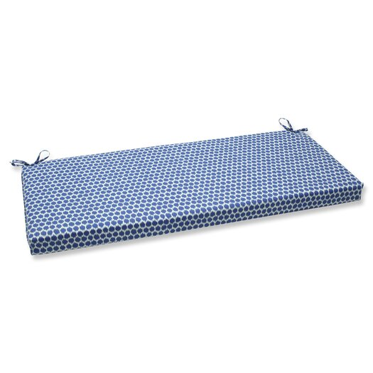 Pillow Perfect Seeing Spots Bench Cushion