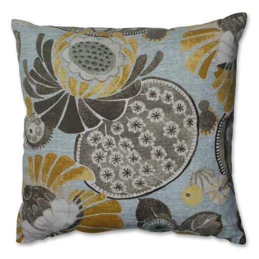 Pillow Perfect Copacabana Cotton Throw Pillow