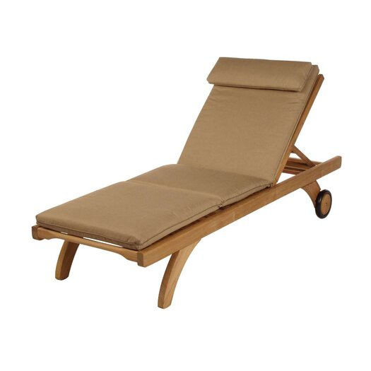 Barlow Tyrie Teak Lounger Cushion