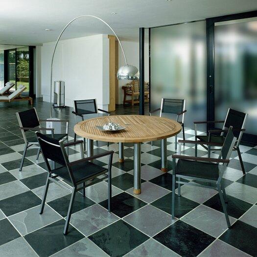 Barlow Tyrie Teak Equinox Lounge Chair