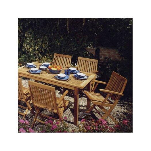 Barlow Tyrie Teak Monaco Teak Coffee Table