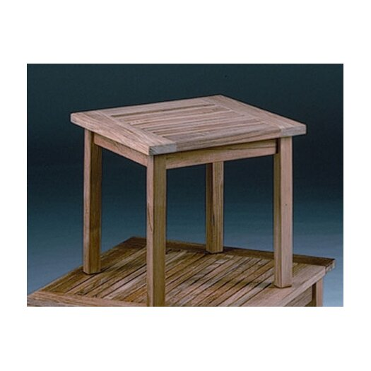 Monaco Square Low Side Table