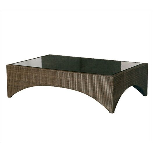 Savannah Large Woven Coffee Table