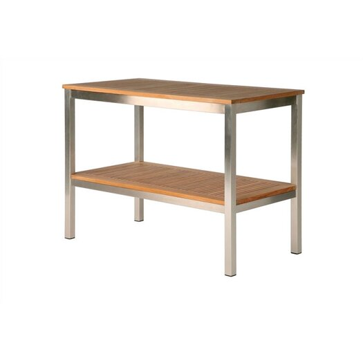 Equinox Serving Side Table