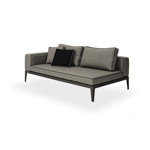 Balmoral Seat Left/Right Arm Deep Seating Sofa with Cushions