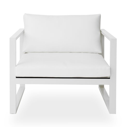 Harbour Outdoor Piano Deep Seating Chair with Cushions