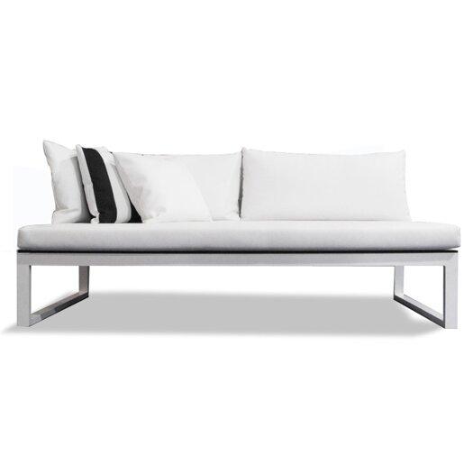 Piano Armless Deep Seating Sofa with Cushions