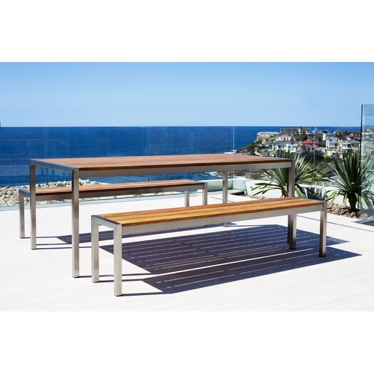 Harbour Outdoor Garden Court Dining Table
