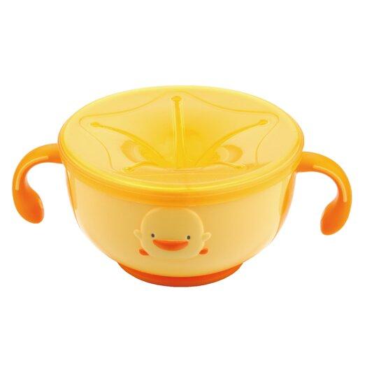 Piyo Piyo Keep-N-Trap Bowl