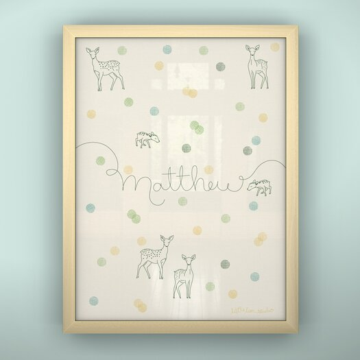 LittleLion Studio Prints Confetti Unframed Art