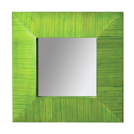 Phillips Collection Bamboo  Wall Mirror