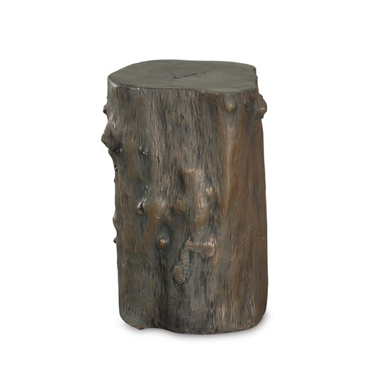 Phillips Collection Small Log Stool