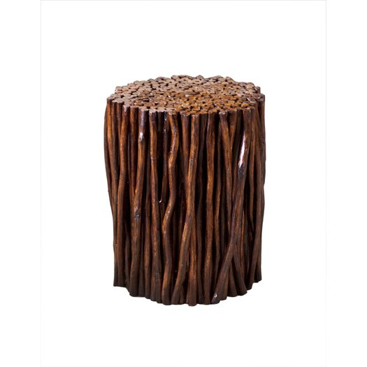 Phillips Collection Round Stick Stool