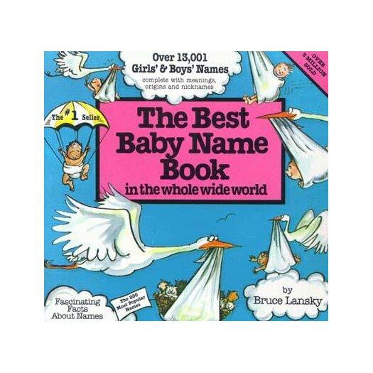 Simon & Schuster Best Baby Names Book