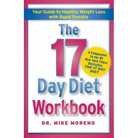 Simon & Schuster The 17 Day Diet Workbook