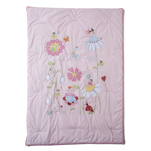The Little Acorn Natureland Fairies Quilt
