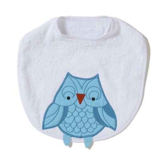 The Little Acorn Alphabet Adventure Owl Bib