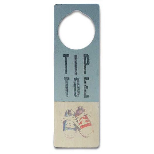 "Tree by Kerri Lee ""Tiptoe"" Door Hanger"